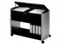 d3080121 - wózek - kartoteka Durable Design Line Top do teczek zawieszanych A4,
