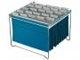 d312323 - kartoteka / stojak na teczki zawieszane A4 Durable