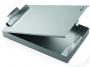 d339223 - podkładka clipboard A4 z pojemnikiem Durable z klipem, Box , aluminiowy