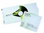 d521102 - koperty na płyty CD / DVD Durable kartonowe, samoprzylepne z paskiem, 5 szt. /op.