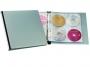 d5277__ - segregator na płyty A4 Durable na 96 CD/ DVD, 4 ringi