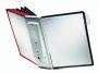 d5631__ - system prezentacyjny, informacyjny A4 naścienny Durable Sherpa, zestaw 10 x panel z uchwytem