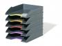 d770557 - półka, szuflada na dokumenty Durable Varicolor, kolorowe, 5 szt./op.
