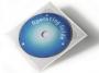 d8280 - kieszeń samoprzylepna na płytę CD/DVD Durable Pocketfix, z klapką, 100 szt./op.