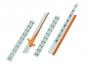 d840319 - zakładki indeksujące samoprzylepne Durable Tabfix 200 mm, folia bezbarwna, 5 szt./op.
