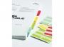 d8405__ - zakładki indeksujące samoprzylepne Durable 40 mm, papierowe, odklejalne, 48 szt./op.