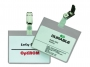 d860319 - identyfikator z klipsem 60x90 mm Durable 5 szt./kpl.