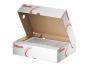 e128004 - pudło archiwizacyjne Esselte boxy A4, otwierane z szerszej strony, 329x255x80 mm