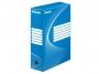 e128c___ - pudło archiwizacyjne Esselte boxy A4, karton o szer. 100 mm