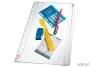 e411200 - koszulka na dokumenty A4 Esselte zamykana na suwak 200mic, folia 5 szt./op.