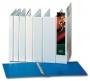 e49704 - segregator prezentacyjny ofertowy A4 Esselte Panorama szerokość grzbietu 63 mm, na 4 ringi, biały