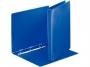 e49757 - segregator prezentacyjny ofertowy A4 Esselte Panorama szerokość grzbietu 38 mm, na 4 ringi, niebieski