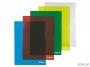 e5543_ - obwoluta, ofertówka na dokumenty A4 L Esselte twarda z PVC 150mic, kolorowa, 25 szt./op.