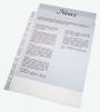 e56171 - koszulka na dokumenty A4 Esselte groszkowa 46mic, folia 100 szt./op.