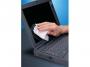 e67119 - ściereczki, chusteczki do czyszczenia ekranów, nasączone i suche Esselte