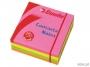 e83065 - karteczki samoprzylepne Esselte 75x75 mm, Contacta 4kolory 320 kartek