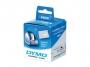 e99010 - taśma, etykiety do drukarek Dymo adresowe 89x28 mm białe, 2rol./130 szt.