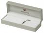 f321bz - długopis + ołówek Sheaffer Sentinel 321 bordo, chrom, komplet