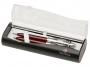 f9307z - długopis + ołówek Sheaffer 100 9307 czerwony chrom, komplet