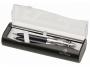 f9313z - długopis + ołówek Sheaffer 100 9313 czarny chrom, komplet