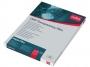 ka30110 - folia do rzutnika A4 do drukarek atramentowych Nobo 50 szt./op.