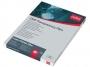 ka30111 - folia do rzutnika A4 do drukarek laserowych Nobo A4 do laser. 50 szt./op.