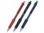 kf0038_ - długopis żelowy automatyczny Q-Connect 0,5 mm gel