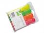 kf01116 - zakre�lacz Q-Connect fluorescencyjny 4 szt./kpl. mix kolor�w