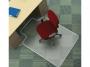 kf02255 - mata pod krzesło na podłogę 91,4 x 122 cm Q-Connect PVC kształt T Koszt transportu - zobacz szczegóły