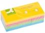 kf02516 - karteczki samoprzylepne Q-Connect 38x51 mm, kolorowe op.12x100 kartek