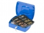 kf02624 - kasetka na pieniądze duża Q-Connect 255x85x200 mm, niebieska