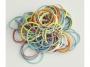 kf10630 - gumka recepturka 25g Q-Connect mix kolorów i rozmiarów