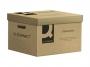 kf15850 - pudło archiwizacyjne Q-Connect karton zbiorcze szare