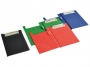 kf16596 - podkładka clipboard A5 z okładką Q-Connect teczka z klipem, PVC, mix kolorów