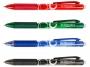 kf1862_ - długopis automatyczny wymazywalny / ścieralny z gumką Q-Connect gr. linii 0,7 mm