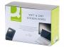 kf32148a - ściereczki, chusteczki do czyszczenia ekranów, matryc LCD Q-Connect nasączone i suche, 2x20 szt./op.