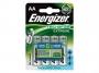 kfen0006 - bateria akumulator HR6 AA 2300mAh Energizer 4 szt./blister
