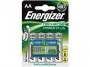 kfen7012 - bateria akumulator HR6 AA 1,2V 2000 mAh Energizer Power Plus, 4 szt./blister