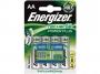 kfen7012 - bateria akumulator HR6 AA 1,2V 2000 mAh Energizer Power Plus, 4 szt./blister