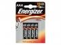 kfen7893 - bateria LR3 AAA 1,5V Energizer Base Power Seal, 4 szt./blister