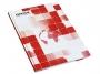 kfo11199 - zeszyt A4 w kratkę Office Products 96 kartek, brulion okładka twarda