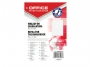 kfo1314 - wkład do segregatora A4 Office Products w kratkę, biały, 50 kartek