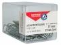 kfo1809 - spinacze 77 mm, duże Office Products srebrne 25 szt./op.