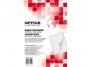 kfo2012 - blok do flipcharta 65x100 cm, 20 kartek, kratka Office Products