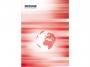 kfo2111 - zeszyt A4 w linie Office Products 96 kartek, brulion okładka twarda