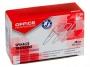 kfo2813 - spinacze 28 mm, małe trójkątne Office Products srebrne 100 szt./op.