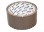 kfo5018 - taśma klejąca pakowa brązowa Office Products 48 mm x50yd