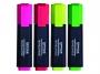 kfo5214 - zakre�lacz Office Products fluorescencyjny 4 szt./op. mix kolor�w