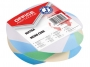 kfo53411 - karteczki samoprzylepne Office Products 83x83x35 mm, kostka kręcona klejona, mix kolorówTowar dostępny do wyczerpania zapasów u producenta!