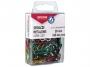 kfo82865 - spinacze kolorowe 28 mm, małe Office Products 100 szt./op.
